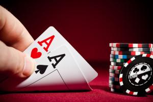 pokerio zetonai