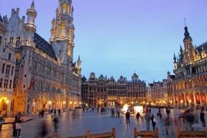 Keleivių pervežimai į Belgiją