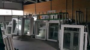 Plastikiniai langai išpardavimas