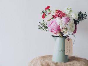 gėlės, pristatymas internetu, dovana