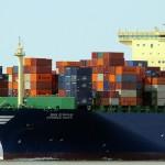 kroviniu gabenimas vandeniu, logistika