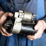 Mašinos generatorius pagrindiniai gedimai